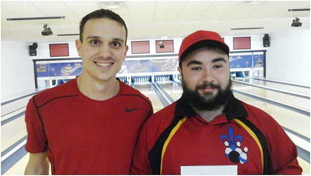 Kristopher Marleau (à droite), 2e place