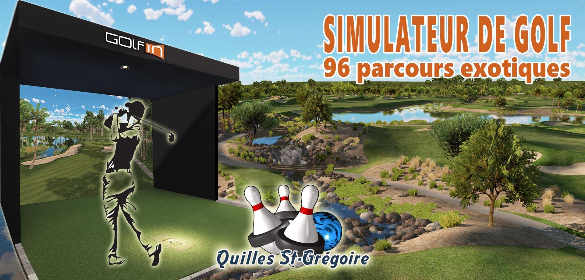 Golf In Bécancour