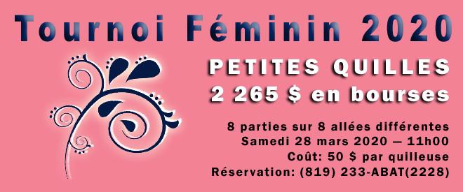 17e édition du Tournoi Féminin