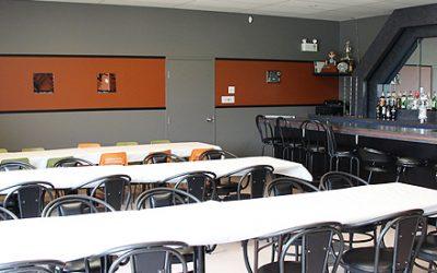 Bar et Salles de réception