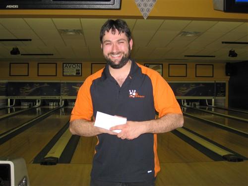 Mathieu Houle: gagnant du tournoi 18 avril 2009