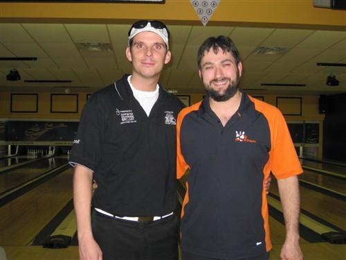 Keven Barrette: 3e et 4e position 2009