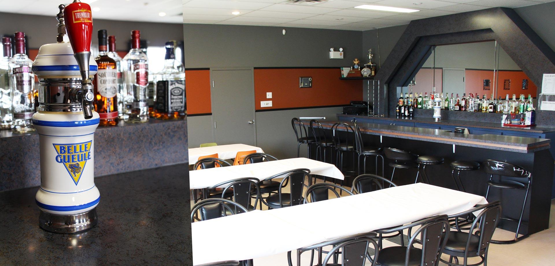 Quilles St-Grégoire Bar